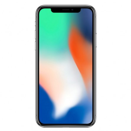 Apple iPhone X Plata 64GB Libre