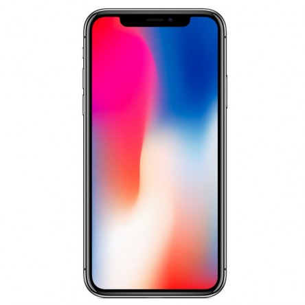 Apple iPhone X gris 64GB Libre