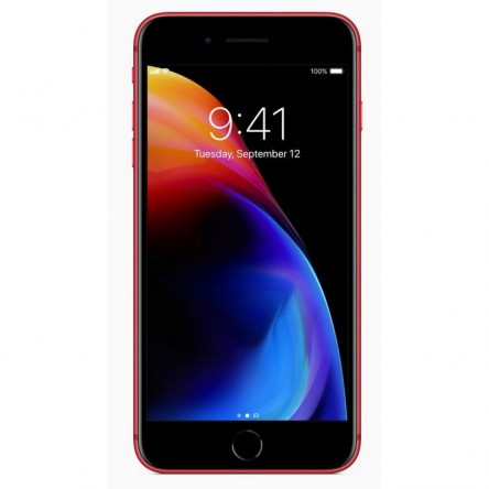Apple iPhone 8 Plus rojo 64GB Libre