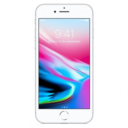 Apple iPhone 8 Plata 64GB Libre