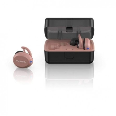 Auriculares Bluetooth Pioneer IN-EAR TRULY WIRELESS SPORT SE-E8TW ROSA