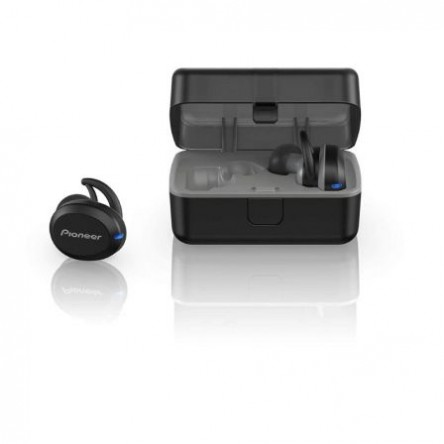 Auriculares Bluetooth Pioneer IN-EAR TRULY WIRELESS SPORT SE-E8TW NEGROS