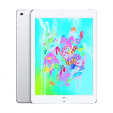 "Apple Ipad 10.2"" 2019 32GB Plata"
