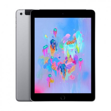 "Apple Ipad 10.2"" 2019 Cell 4G 32GB Gris Espacial"