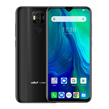 Ulefone Power 6 4/64GB Negro Libre